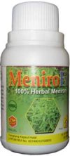 MeniroFit, Herbal Daun Meniran